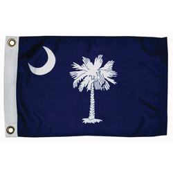 "South Carolina State Flag, 12"" x 18"""