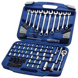 132-Piece Captain's Tool Kit