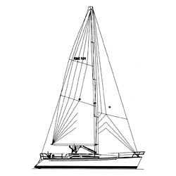 C&C 121 Custom Rigging
