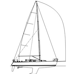 WEST MARINE Catalina 22 MKII Custom Rigging | West Marine