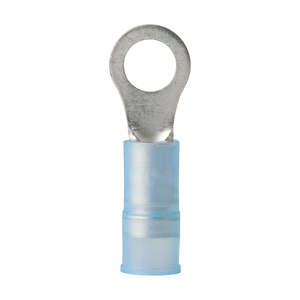 16-14 AWG Nylon Ring Terminals, Blue