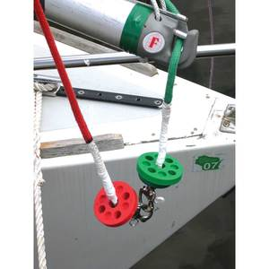 Spinnaker Shackle Guards