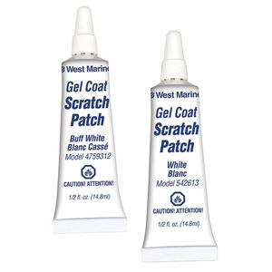 Gel Coat Scratch Patch