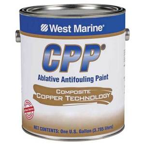 CPP Ablative Antifouling Paint with CCT, Gallon