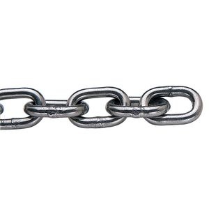 Stainless Steel Proof Coil Chain, Pre-Packed Lengths