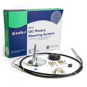 Safe-T Quick Connect Rotary Steering Systems
