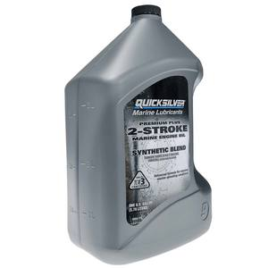Premium Plus 2-Cycle TC-W3 Outboard Oil