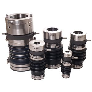 P.S.S. (Packless Sealing System) Shaft Seals