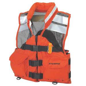 "Search-and-Rescue ""SAR"" Flotation Life Jacket"