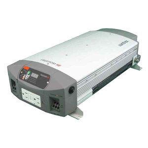 Freedom HF 1000 & 1800 Inverter/Chargers