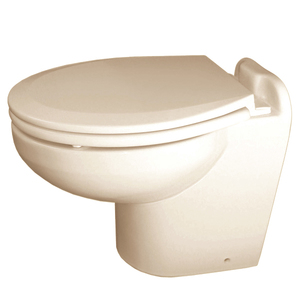 Marine Elegance™ Electric Marine Toilets, Almond