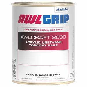 Awlcraft 2000 Acrylic Urethane High-Gloss Topcoat, Quart