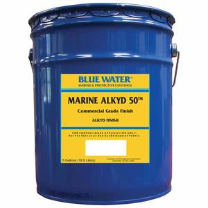 Marine Alkyd 50 Primer, (Commercial/Industrial Only)