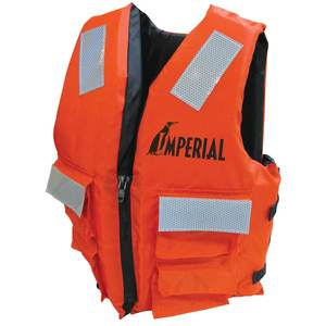 General Purpose 4-Pocket Life Jackets