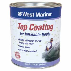 Top Coating for Inflatable Boats