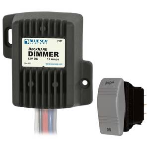 Deck Hand Dimmers, 12V