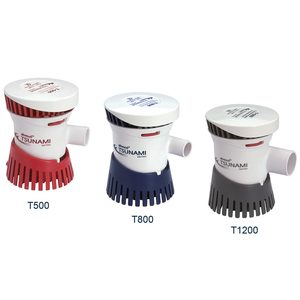 Tsunami Electric Bilge Pumps