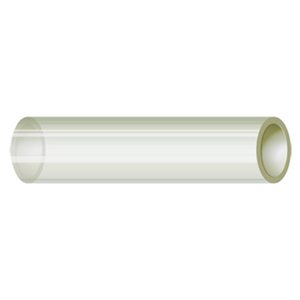 Series 150 Clear PVC Tubing, Sold Per Foot