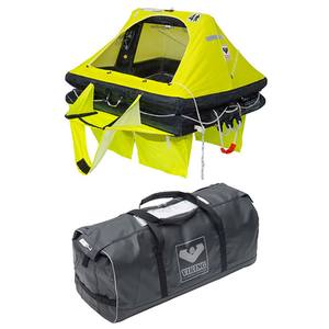 RescYou™ ISO 9650-1/ISAF Life Raft with Valise