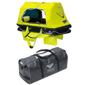 RescYou™ Pro ISO 9650-1/ISAF Life Raft with Valise
