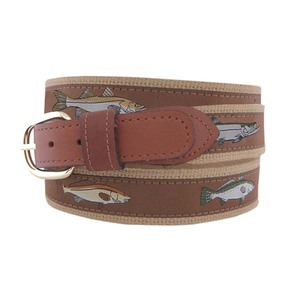 Men's Back Country Slam Ribbon Belt