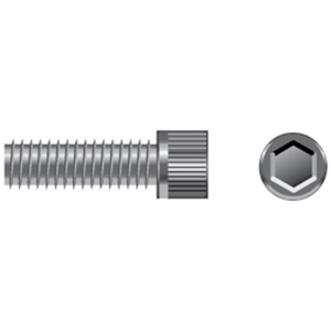 Stainless Steel Coarse Thread Cap Screws