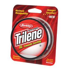 Trilene XL Smooth Casting Monofilament, Clear