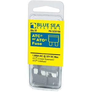 ATC or ATO Fuses (25 Pack)