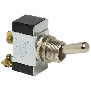 Chrome Plated Heavy-Duty Toggle Switches