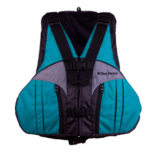 Windward Paddle Life Jacket, Turquoise