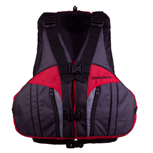 Windward Paddle Life Jacket, Red