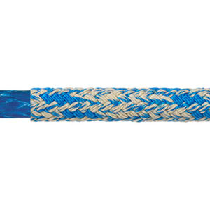 WarpSpeed™ II Dyneema® Double Braid, Blue, Sold by the Foot