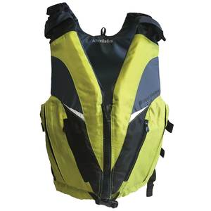 Action Reflex Life Jackets, Green