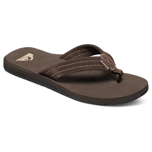 Men's Carver Suede Flip-Flop Sandals