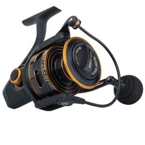 Clash Spinning Reels