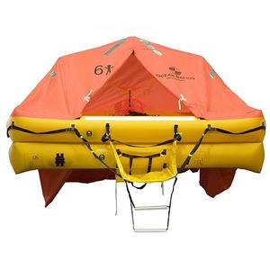 Ultralite ISO Life Raft, Canister Container