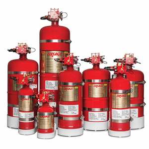CG2 Automatic Discharge Fire Extinguishers