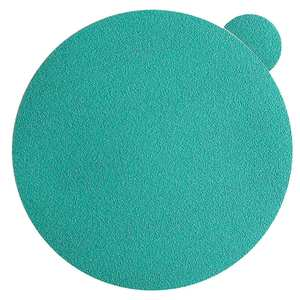 "Sandpaper-Film, 6"" No Hole, PSA Disc"