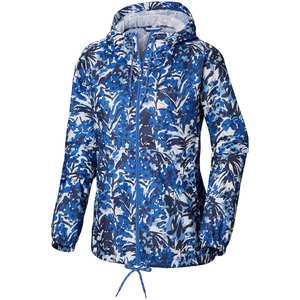 Women's Flash Forward Print Windbreaker