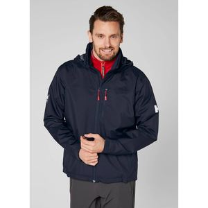 Men's Crew Hooded Jacket