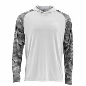 Men's SolarFlex® Hooded Shirt