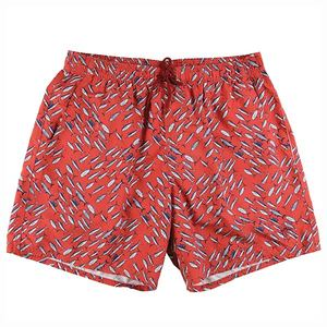 Men's Fish Trix Volley Swim Trunks