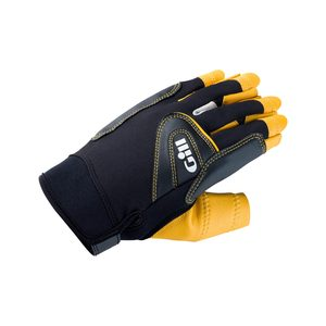 Men's Pro Short Finger Sailing Gloves