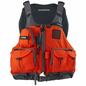 Chinook Fishing Life Jacket