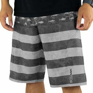 Men's SHARKSKIN™ Americamo Board Shorts
