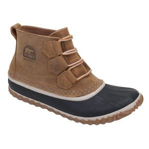 Women's Out N About™ Leather Duck Boots