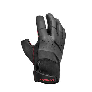 Traction Open-Finger Gloves