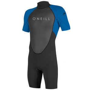 Youth Reactor II 3/2mm Back Zip Spring Wetsuits