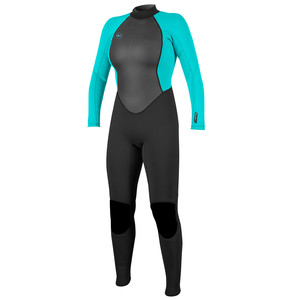 Women's Reactor II 3/2mm Back Zip Full Wetsuits