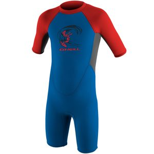 Toddler Reactor II 2mm Back Zip Spring Wetsuits